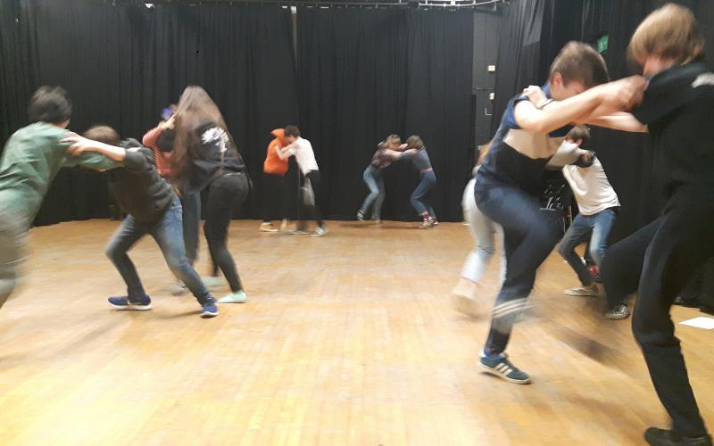 Young Company Workshop Active